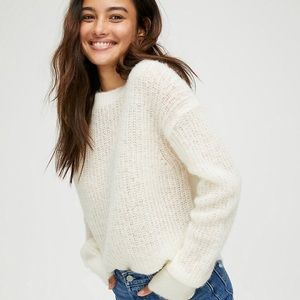Aritzia super soft sweater